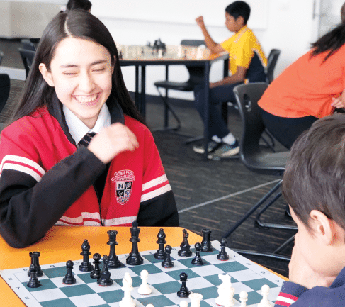 Newsletter - Interschool Chess Competition